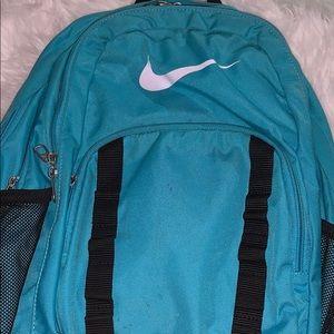 Blue Nike Backpack